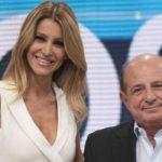 """Giancarlo Magalli parla di Adriana Volpe: """"Non ce l'ho con lei, spero che un giorno faremo pace"""""""