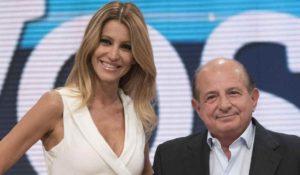 """Giancarlo Magalli parla di Adriana Volpe: """"Non ce l'ho con l"""