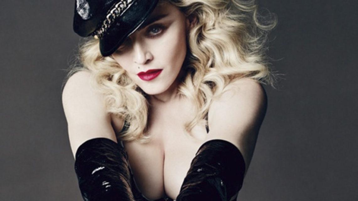 Madonna di nuovo in tour, l'intervista hot