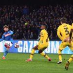 Ascolti TV primetime, martedì 25 febbraio 2020: vince Napoli-Barcellona con il 23.5%, Pechino Express al 9.4%