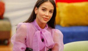 """Paola Di Benedetto parla del fidanzato Fede: """"Mi sono abitua"""