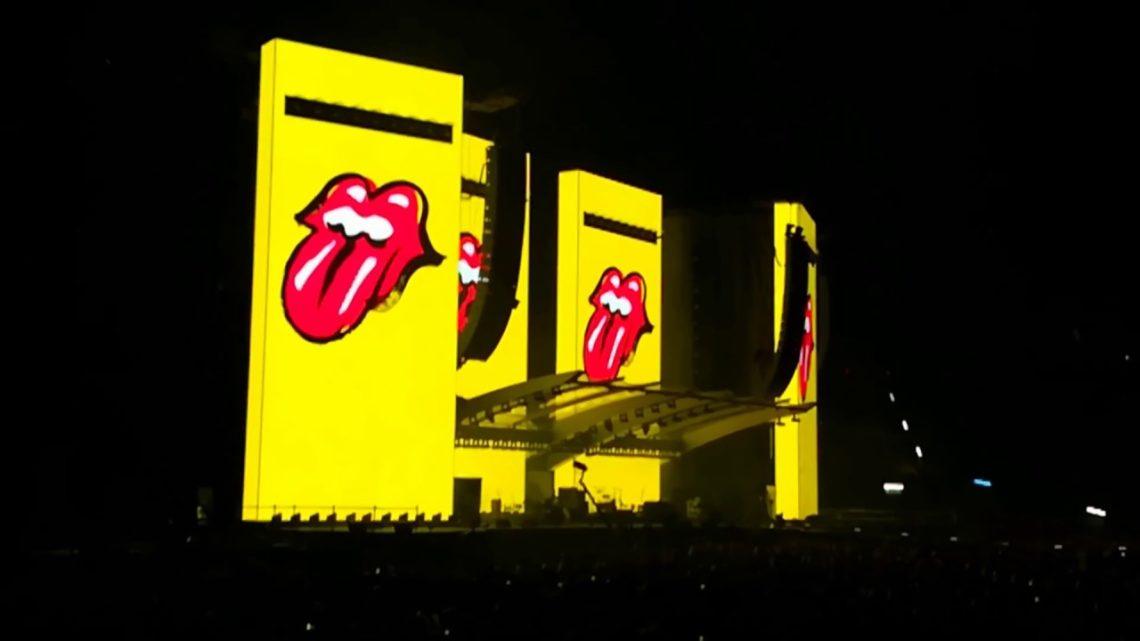 Rolling Stones tornano a far cantare con il nuovo tour