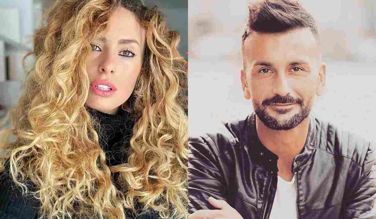 Sara Affi Fella e Nicola Panico