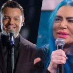 """Tiziano Ferro si commuove cantando Mia Martini, Loredana Berté gli scrive: """"Sei stato immenso"""""""