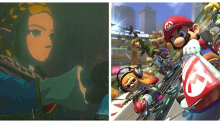Rinvii e anticipazioni: le release date di Breath of Wild 2 e Mario Kart 9