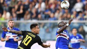 Inter – Sampdoria | Dove vedere il posticipo delle 20:45 di