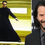 The Matrix 4, ecco il nuovo look di Keanu Reeves nei panni di Neo