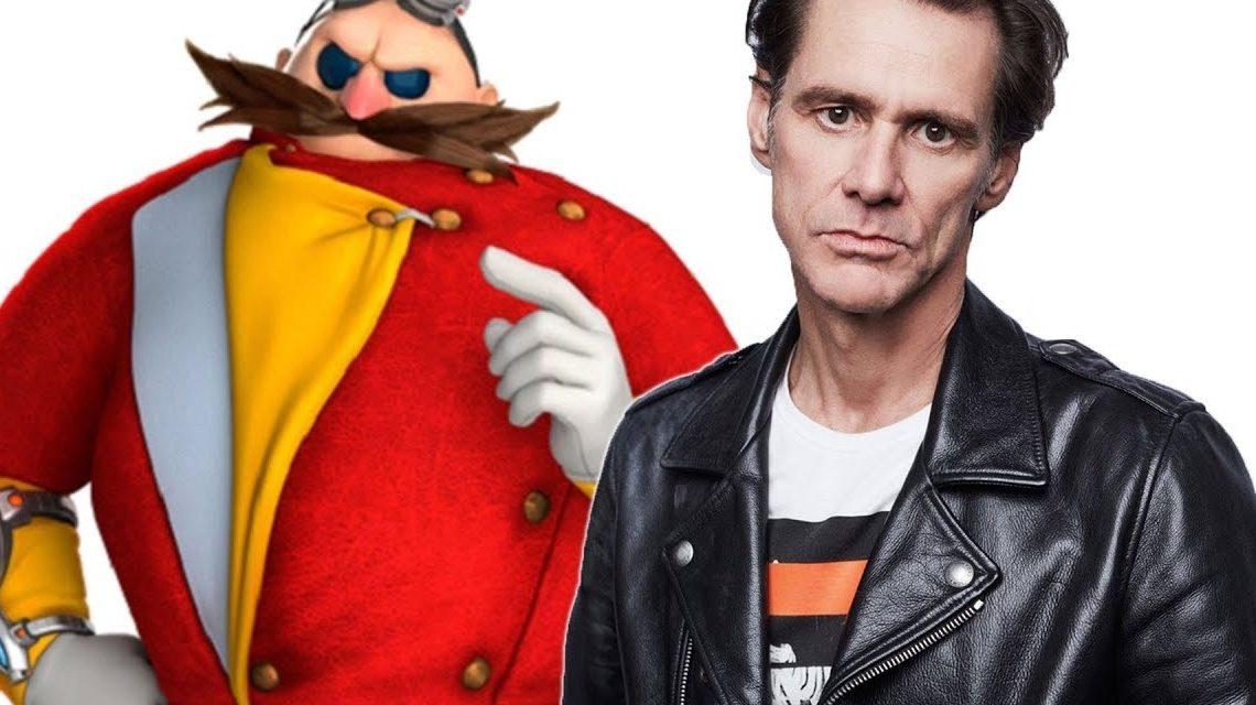 Eggman fa il verso del Grinch: la divertente performance di Jim Carrey.