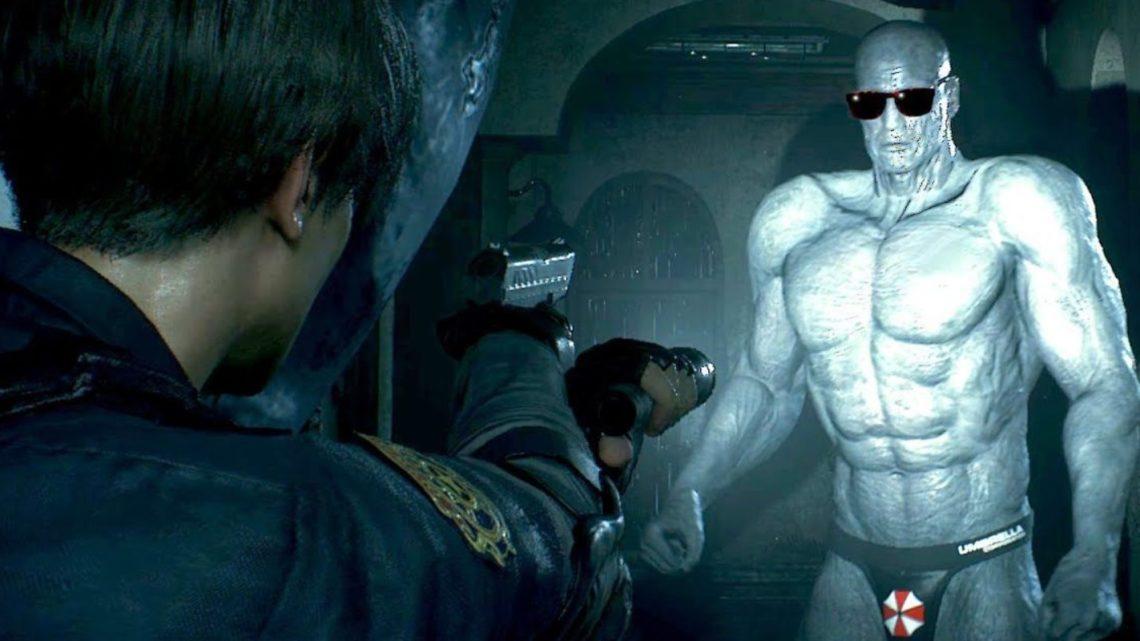 Dopo Jill, anche Nemesis finisce in mutande: la nuova spassosa Mod per Resident Evil 3