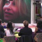 Adriana Volpe, video-messaggio al Grande Fratello Vip: i concorrenti si commuovono