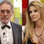 """Fabio Testi ammette il flirt con Adriana Volpe: """"Parliamo di 25-30 anni fa..."""""""