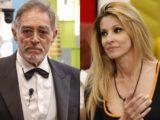Fabio Testi e Adriana Volpe