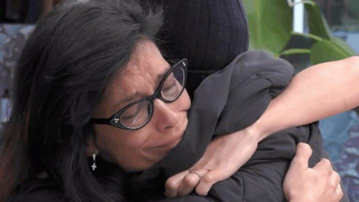 Fernanda Lessa in lacrime al Grande Fratello Vip: l'affetto e il conforto di Paolo Ciavarro