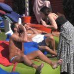 Sossio Aruta e Teresanna Pugliese litigano al Grande Fratello Vip: volano insulti e parole al veleno