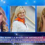 Valeria Marini ed Elenoire Casalegno: scoppia la lite a Live-Non è la d'Urso