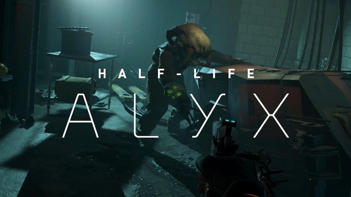 Half Life Alyx, il ritorno in VR del re dei videogiochi