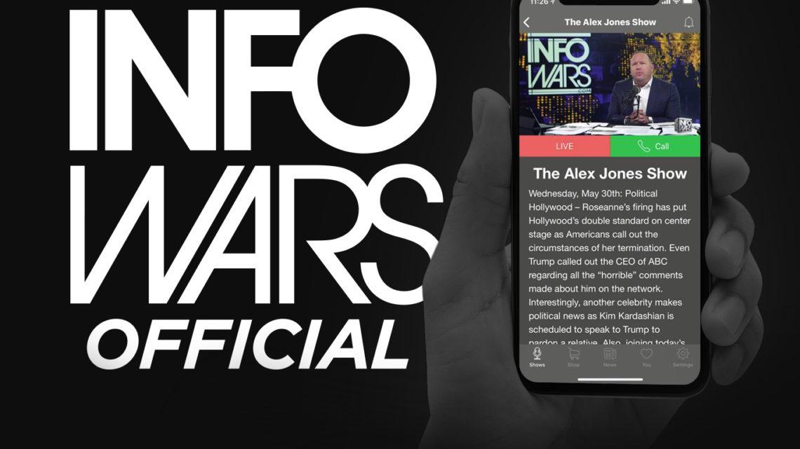 Fake News: chiude l'App InfoWars, diffondeva false notizie sul Coronavirus