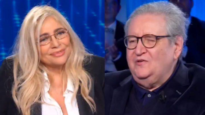 """Domenica In, Vincenzo Mollica e il tributo di Mara Venier: """"Hai creduto in me, non finirò mai di ringraziarti"""""""