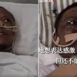 Medici cinesi diventano neri: colore della pelle cambia dopo la cura da Covid
