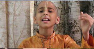 La storia di Abighya |  il ragazzo che sapeva sarebbe arrivato il Coronavirus
