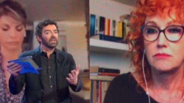 Alessandra Amoroso e Fiorella Mannoia a La vita in diretta: l'appello al Governo