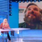 """Christian De Sica a Domenica In: """"Invito il governo a pensare anche a noi dello spettacolo"""""""