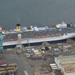 Coronavirus, 48 persone positive sulla nave da crociera italiana