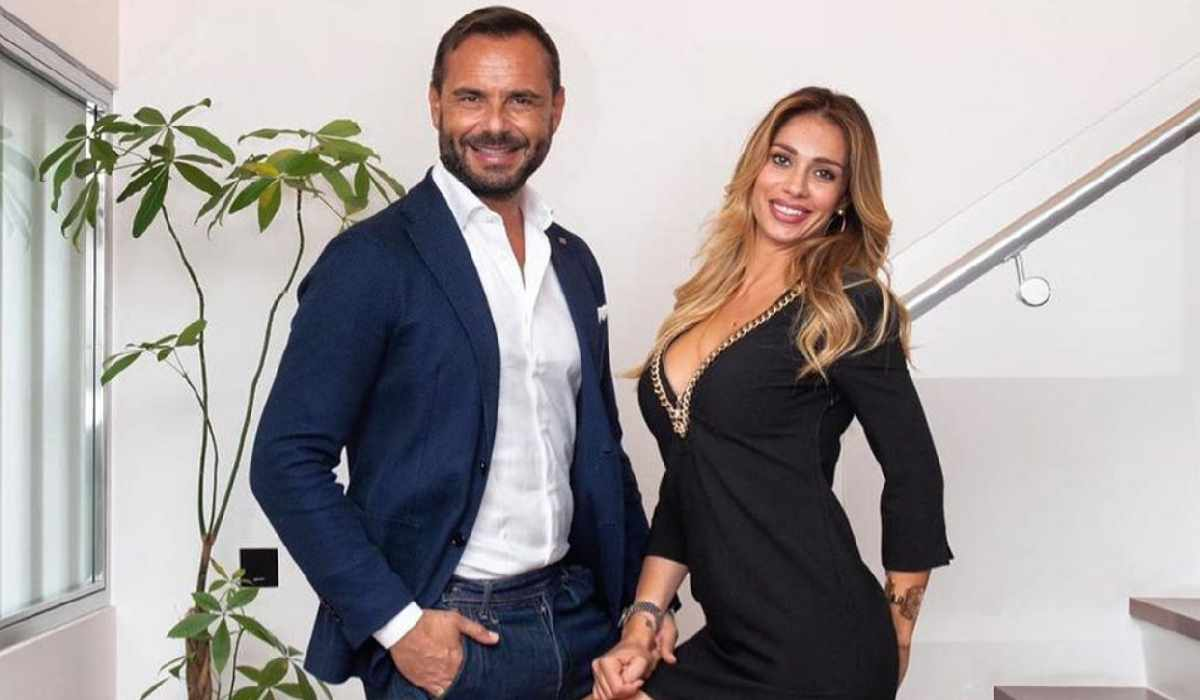 Enzo Capo e Pamela Barretta