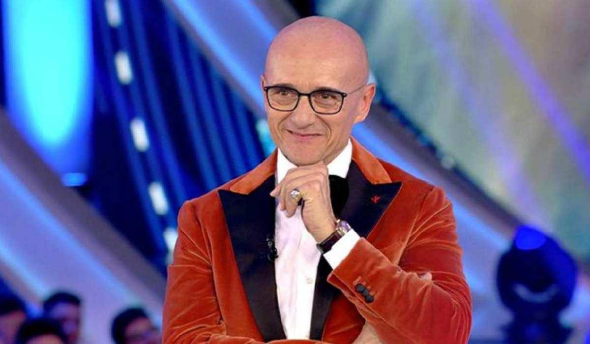 GF Vip, Alfonso Signorini