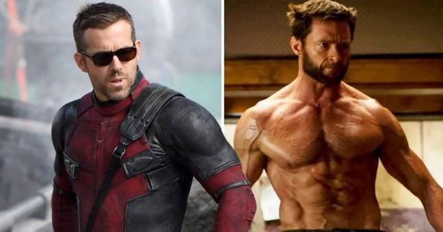 Hugh Jackman contro Ryan Reynolds: battibecchi tra supereroi
