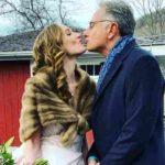 Paolo Bonolis diventa nonno per la prima volta: la figlia Martina è in dolce attesa
