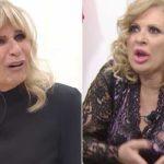 Uomini e Donne, oggi: Gemma Galgani riceve messaggi piccanti poi scoppia a piangere, Tina Cipollari la attacca