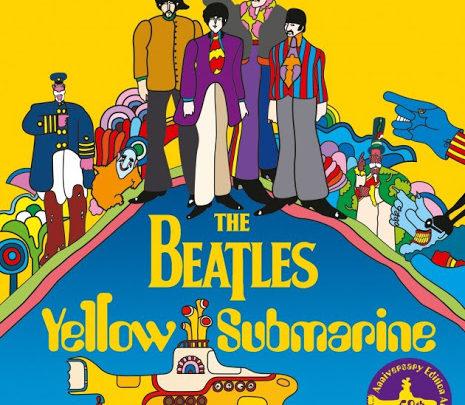 """25 Aprile con i Beatles: tutti a bordo del """"Yellow Submarine"""" – VIDEO"""