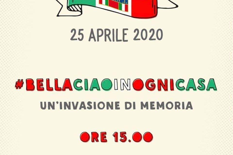 25 aprile 2020, Bella Ciao da tutti i balconi alle 15: il flashmob voluto dall'ANPI