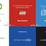 Brand diversi ma pubblicità uguali: gli slogan dovuti al Covid-19 - VIDEO