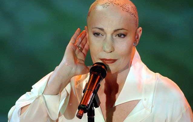 Stasera su Rete 4 uno speciale dedicato a Giuni Russo, morta di cancro nel 2004