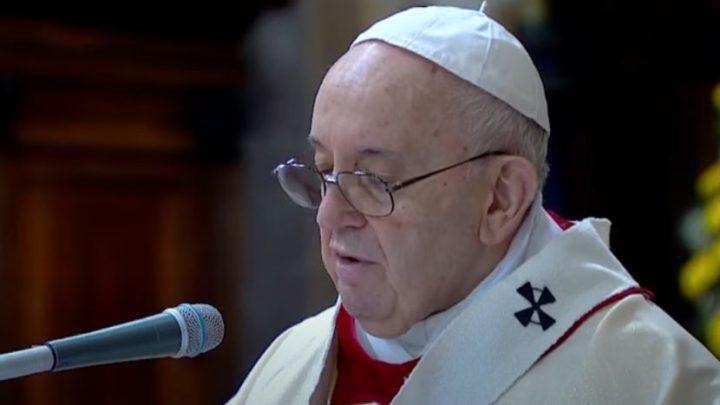 Domenica 19 aprile 2020, il vangelo del giorno e le parole del Papa nel giorno della Divina Misericordia