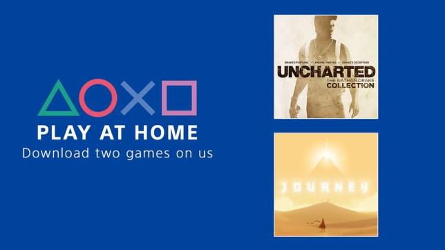 PS4: ecco come e dove scaricare gratis Uncharted Collection e Journey