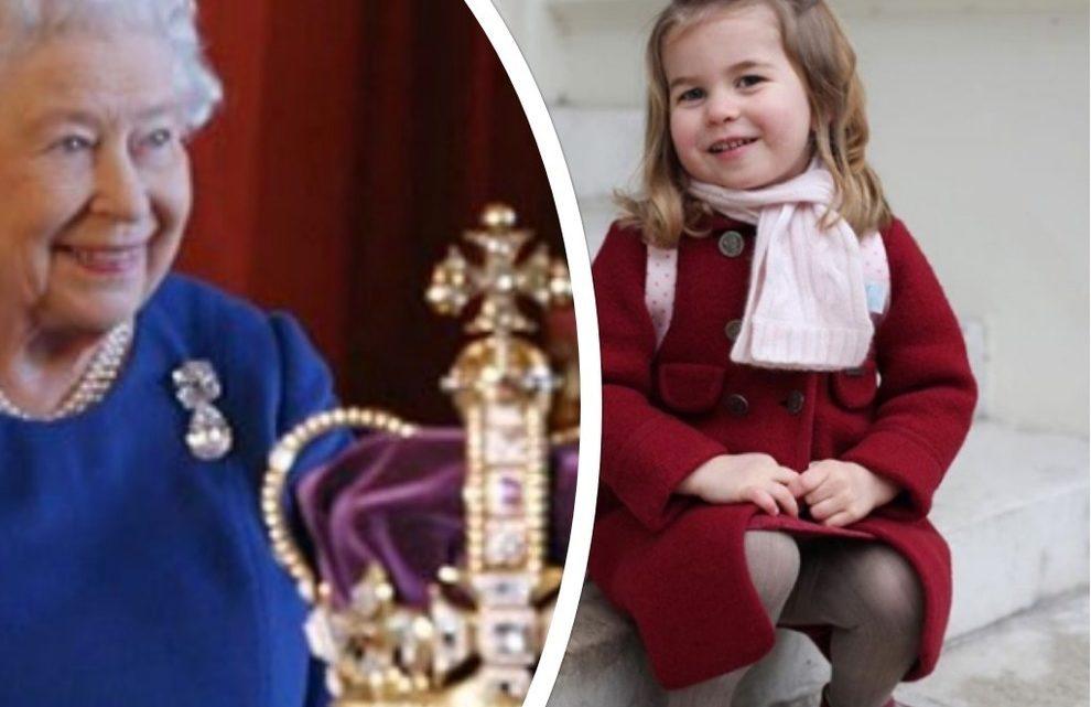 La principessa Charlotte festeggia su Zoom, anche la regina sarà presente