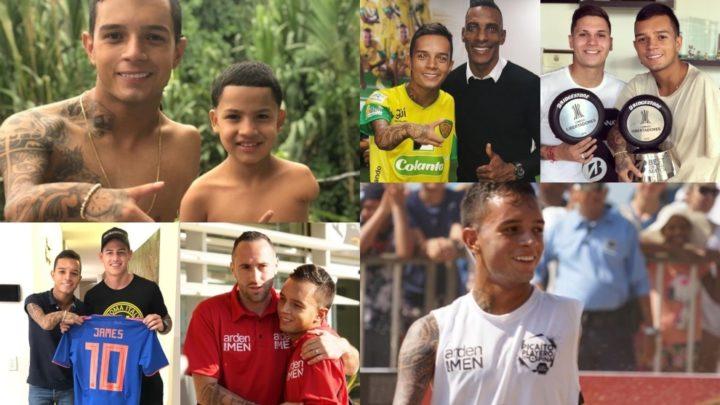 Chi è Santiago Arroyave, il calciatore colombiano senza un braccio delle dirette con Balotelli?