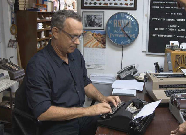 La risposta toccante di Tom Hanks alla lettera del piccolo Corona