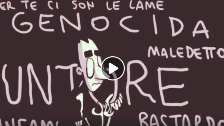 Rebibbia Quarantine, puntata 10 aprile: ZeroCalcare in versione runner e lo scontro con la signora latina – VIDEO