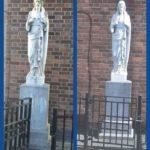Venerano statua della Madonna per 60 anni: oggi scoprono si tratta di Gesù