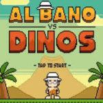 'Albano vs Dinos': dopo la gaffe sui dinosauri esce il videogioco