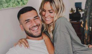 Claudia Dionigi e Lorenzo Riccardi pronti per matrimonio e f