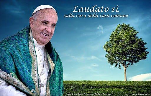 'Laudato si': Papa Bergoglio invita a difendere il pianeta dopo il coronavirus