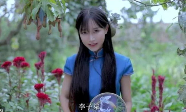 Da contadina in Cina a regina di Youtube: la blogger che  ha conquistato il web