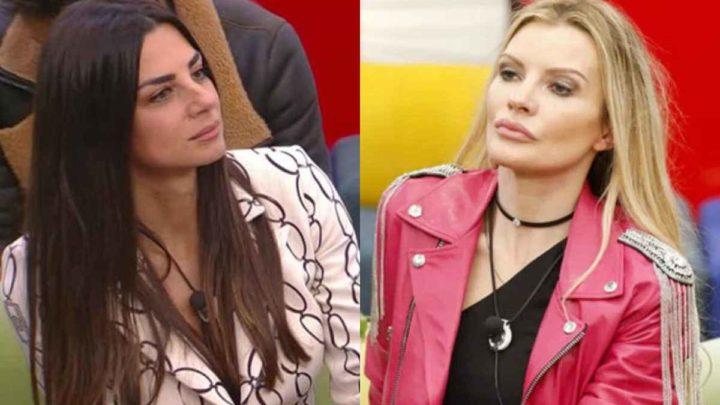 """Serena Enardu parla del suo rapporto con Lizia Nunez: """"Non mi viene di sentirla"""""""