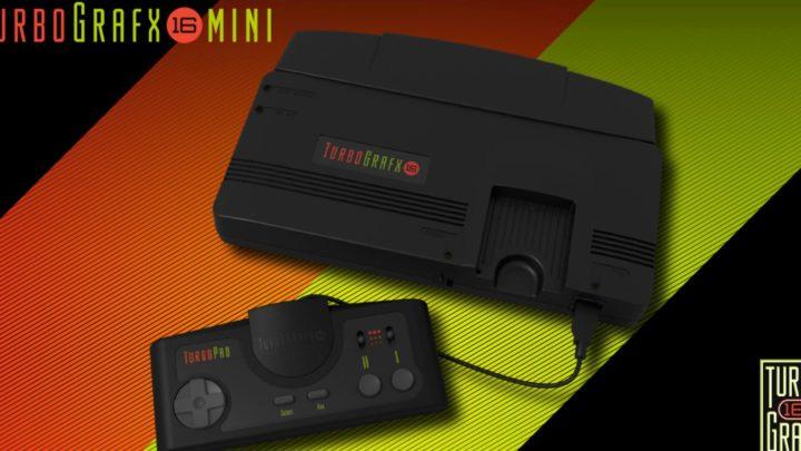 Konami's TurboGrafx-16 Mini, presto in arrivo il lancio per il mercato europeo