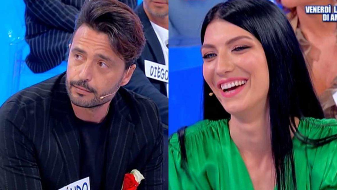 Uomini e Donne, oggi: Armando furioso, l'Alchimista mostra il suo volto